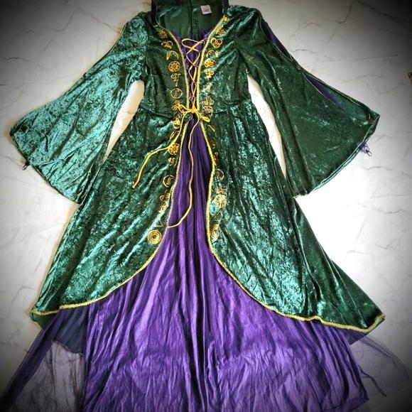 Disney Hocus Pocus Winifred Sanderson Costume